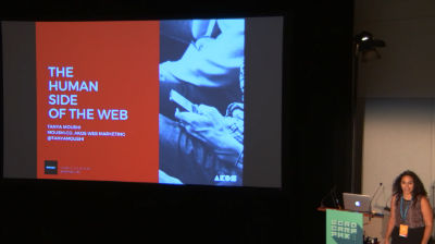 Tanya Moushi: The Human Side of the Web