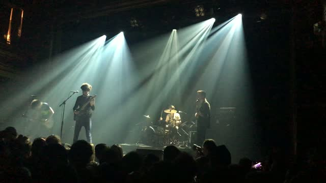 Car Seat Headrest Vincent Webster Hall NYC 6 2 2017 The Music