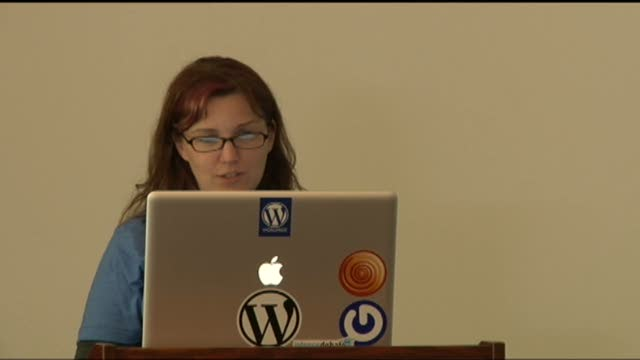 Jane Wells: User Experience the WordPress Way