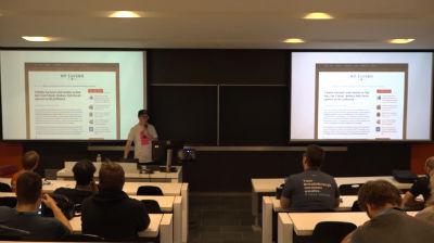 Daniel Olson: Developing with WordPress, the JAMstack way