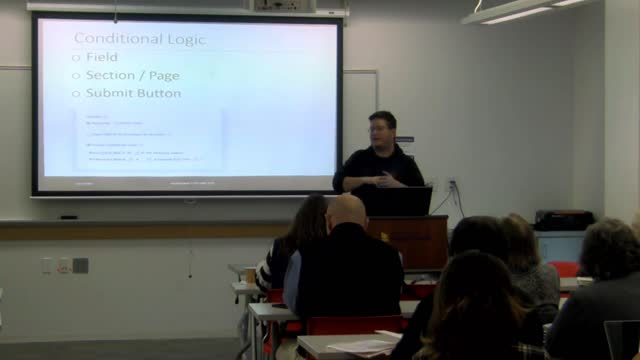 Jonathan Perlman: Level up on Building Forms