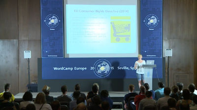 Heather Burns: European Web Law Developments – What You Need to Know