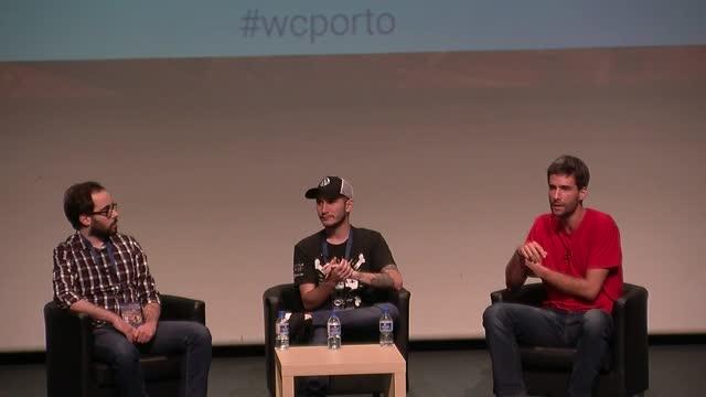 Claudio Sanches, Rodrigo Primo e Tiago Noronha: WooCommerce - Do Gutenberg ao futuro