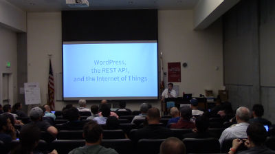 WordPress, the REST API, and the Internet of Things p1 of 4