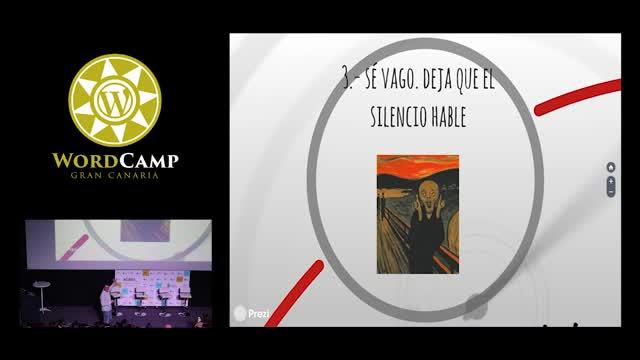 Raúl Antón Cuadrado: Meta Flash Talk: ¿cómo preparar una flash-talk en un WordCamp?
