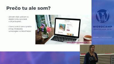 Jana Melišová: Ako si neprekomplikovať web