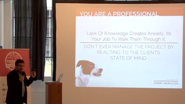 Karim Marucchi: 10 Best Project Management Practices for Working with Clients