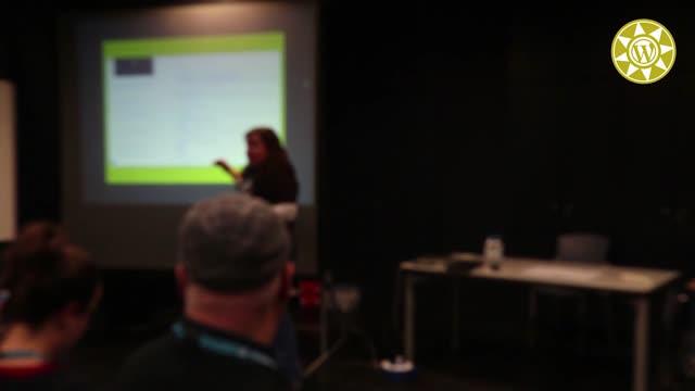Esther Pérez Verdú: Escribir en WordPress. Herramientas y algunos trucos para hacer buenos textos