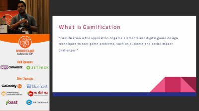 Dasun Edirisinghe: Developing a Gamification Platform on Top of WordPress