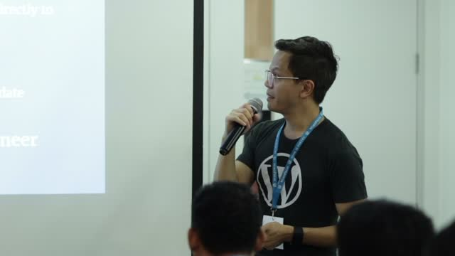Andrew dela Serna: How We Work in Automattic