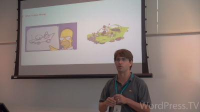 Andrew Gray: Selling Solutions Built On WordPress