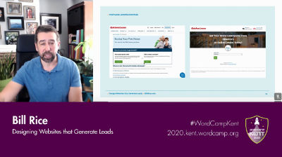 Bill Rice: Designing Website that Generate Leads