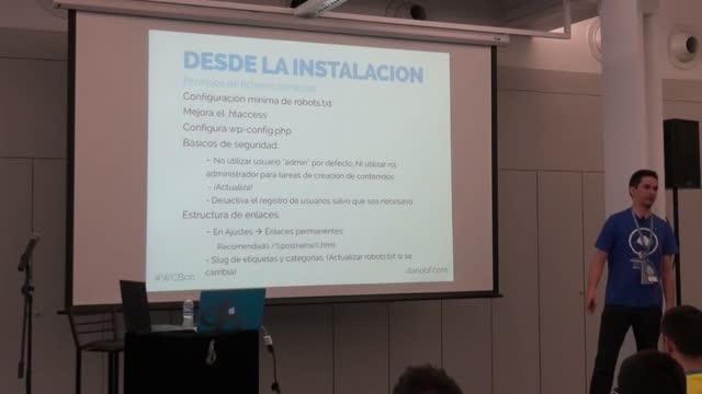 Dario Balbontin: WordPress como framework
