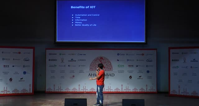 Mithun Raval: WordPress with IoT