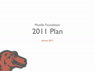 January 2010- MoFo Status Update