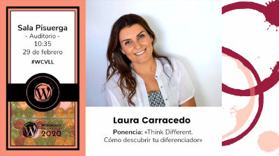 Laura Carracedo: Think Different. Cómo descubrir tu Diferenciador