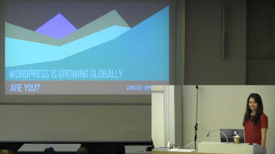 Petya Raykovska: WordPress is Growing Globally – Are You?