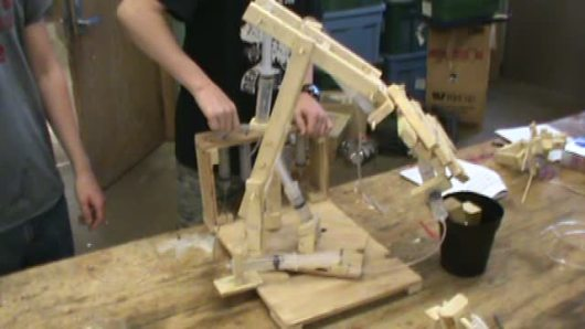 Syringe Hydraulic Projects : Syringe hydraulic robot project stark county high