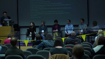 Panel Discussion: How Non-Profits Can Have an Impact Online