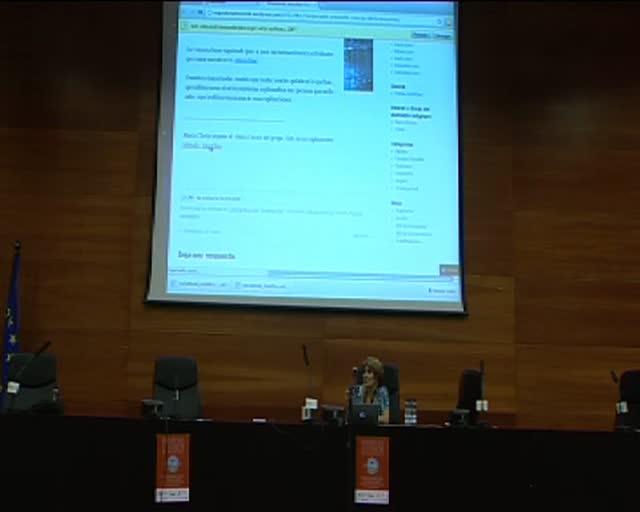 Engracia Santos: WordPress in the school