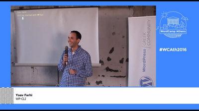 Yoav Farhi: Getting Started With WP-CLI