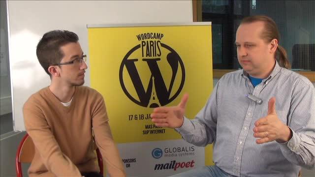 """Interview de Caspar Hübinger, orateur de """"Le dilemme du site multilingue et comment le résoudre"""""""
