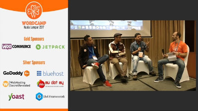 Edwin Masripan, Syafrizal Sharif, Purnendu Dash: Panel Discussion Part 1 - Running a WP Dev Agency