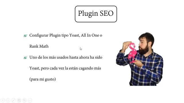 David Ayala: Menos plugins y más optimización SEO