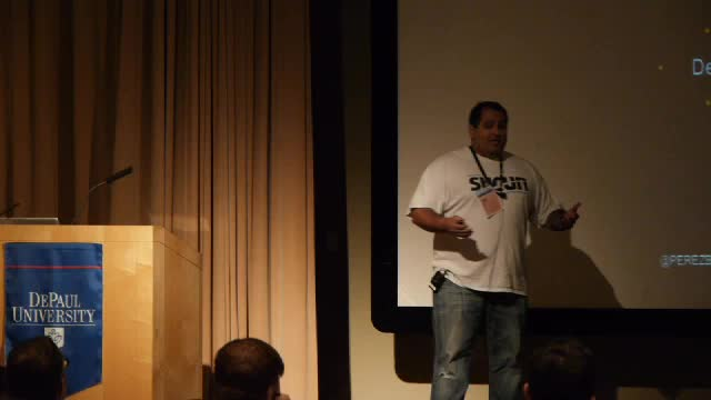 Tony Perez: WordPress Security - The Nitty Gritty