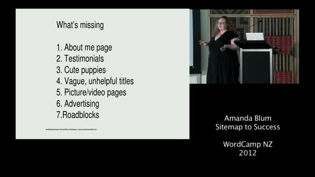 Amanda Blum – Hello World! – Sitemap to Success