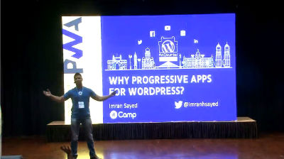 Why Progressive Web App for WordPress?