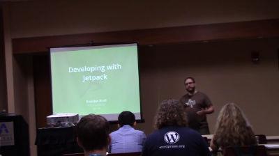 Brandon Kraft: Developing With Jetpack