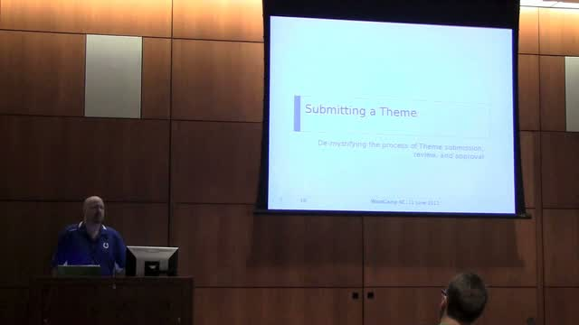 Chip Bennett: WordPress Theme Repository: Developing & Submitting