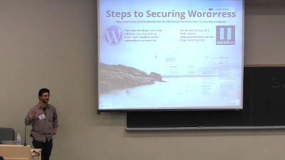 Victor Granic: Steps to Securing WordPress