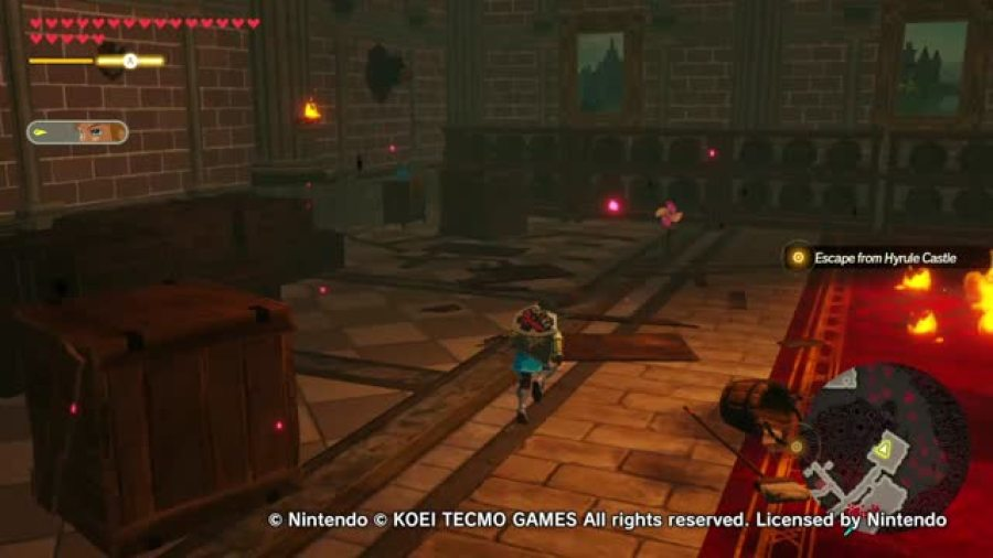 Hyrule Warriors Age Of Calamity Chapter 5 Korok Locations Miketendo64