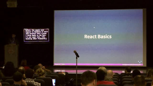 Greg Opperman: Building an App with WordPress REST API