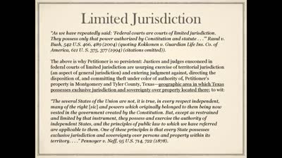 The Federal Judiciary is Pure Fraud 1