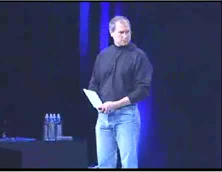 Steve jobs wwdc 2002 death of mac os 9 g1slcaigkvq dvd.original