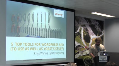 WordCamp Edinburgh Lightning Talks