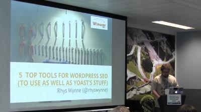 WordCamp Edinburgh Lightning Talks