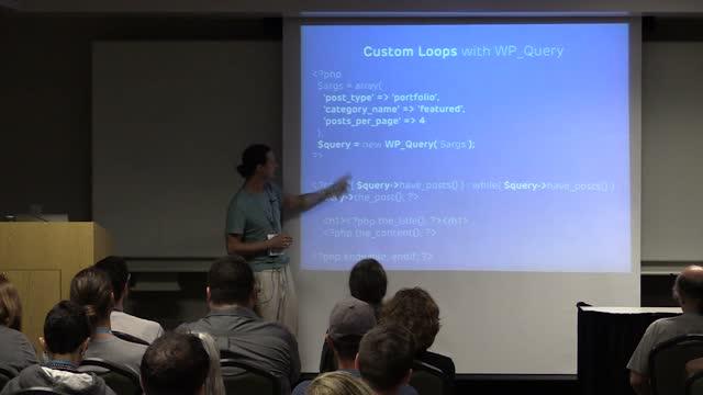 Zac Gordon: PHP for WordPress