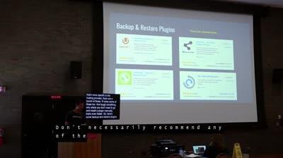 Matt Kopala: Stop Guessing – Diagnosing & Fixing WordPress Performance