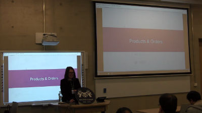 Justina Baskyte: Beginners guide to WooCommerce