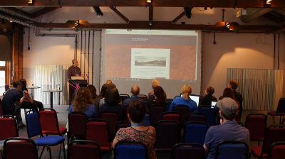 Graham Armfield: Assistive Technology Demo