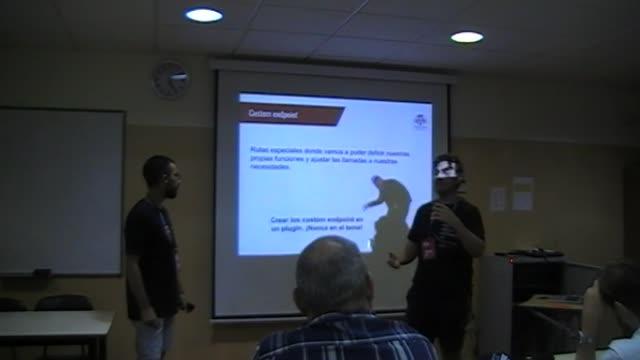 Víctor Sáenz, Paco Marchante: APP todo gas: WordPress no es solo para web