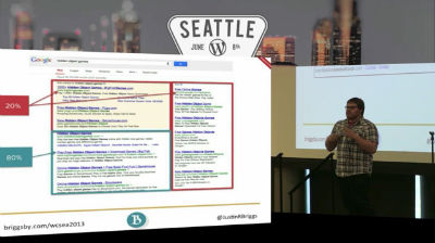 Justin Briggs: SEO in WordPress