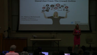 Nancy Richmond: Personal Branding - Stand Out From The Crowd Online