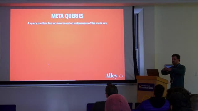 Matthew Boynes: High-Performance Database Queries in WordPress