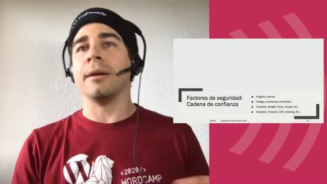 Néstor Angulo de Ugarte: Pero entonces... ¿Es WordPress seguro o no?