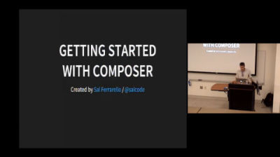 Sal Ferrarello: Getting Started with Composer